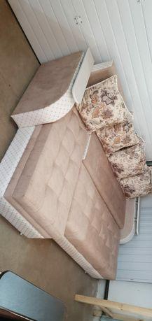 Софы, Угловые диваны +кресло кровать