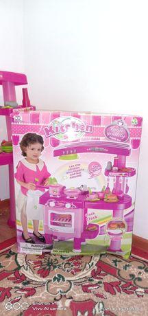 Детский игрушка, кухня