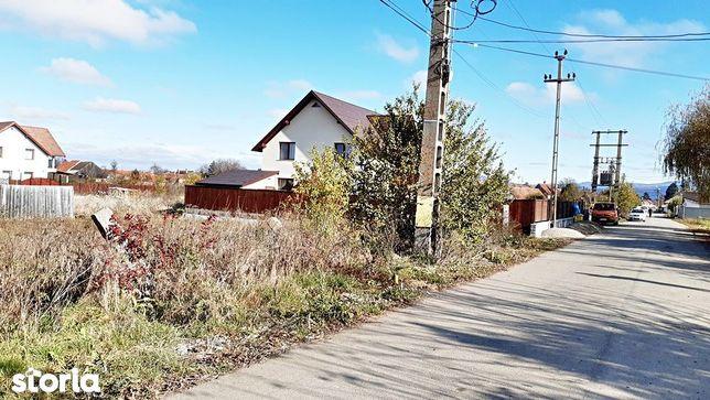 Prejmer, 550mp intre case noi, utilitati stradale, 17500 euro