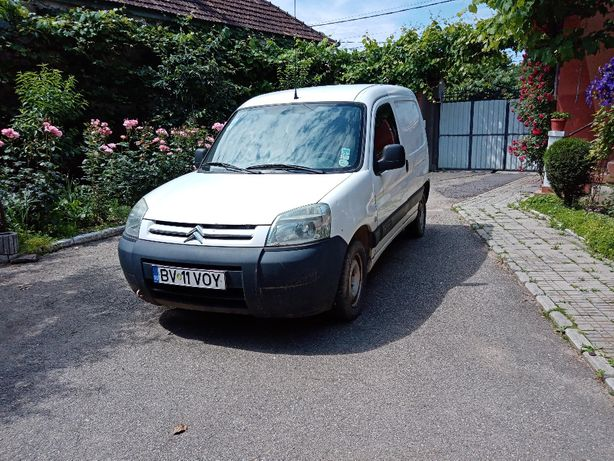 Citroen Berlingo marfa