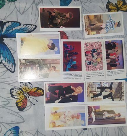 Карточки BTS по 100 тг