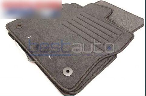 Мокетни стелки Petex за VW Passat B8 / Пасат Б8 (2014+) мокет Пасат
