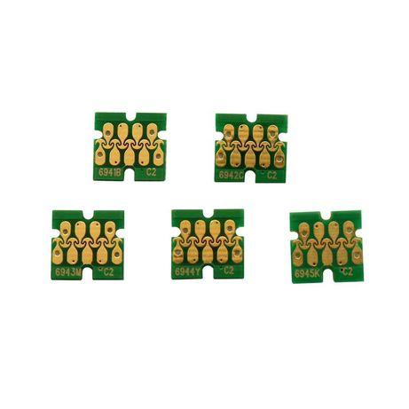 Комплект чипов картриджей EPSON T3200/5200/7200