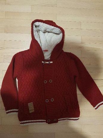 Плетена желетка- яке.