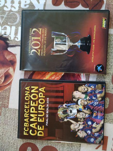 Оригинални дискове на FCBarcelona