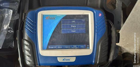 XTOOL PS2 Heavy Duty диагностика за всички тежкотоварни автомобили