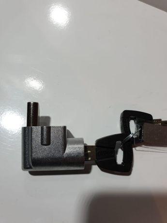 Incuietoare, baterie Phylion limba 16 mm bicicleta electrica