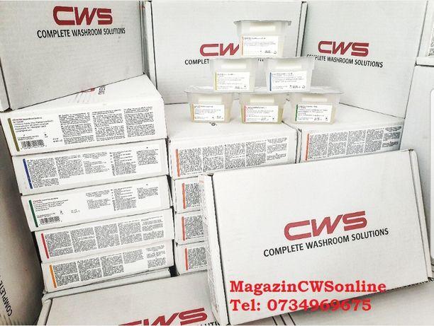 Pachet! 6 rezerve CWS Air Bar, noua gama CWS completa (STOC PERMANENT)