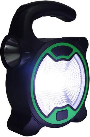Преносима Къмпинг Работна Лампа Фенер Диодна COB LED ЛЕД Подвижна 915
