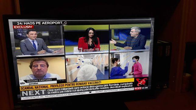 Smart TV Telefunken slim (led) diagonala 82 cm