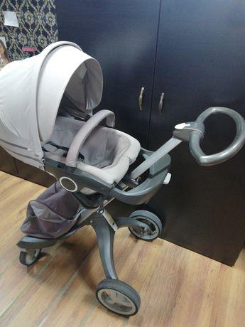 Детска количка  STOKKE за части