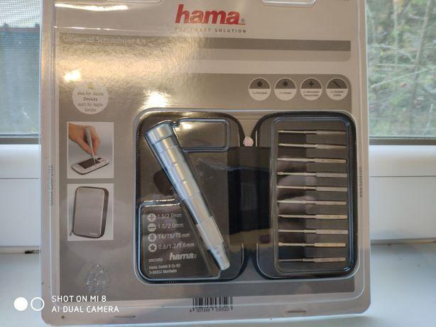 Vand set surubelnite de la Hama ideal si pt Apple devices