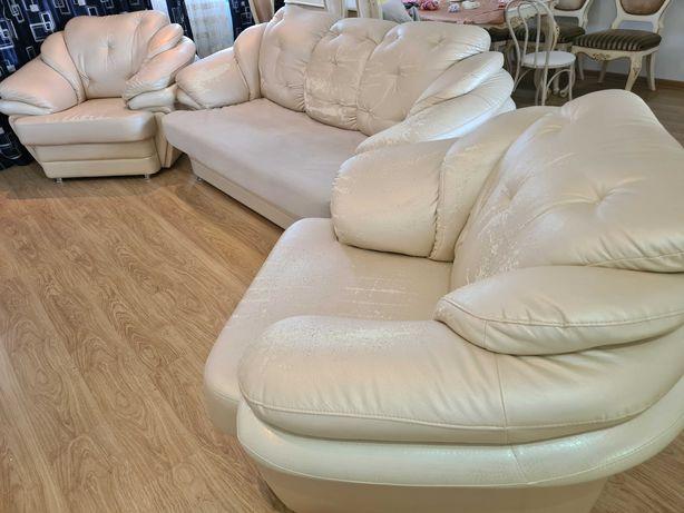 Гостиная мебель, диван и кресла