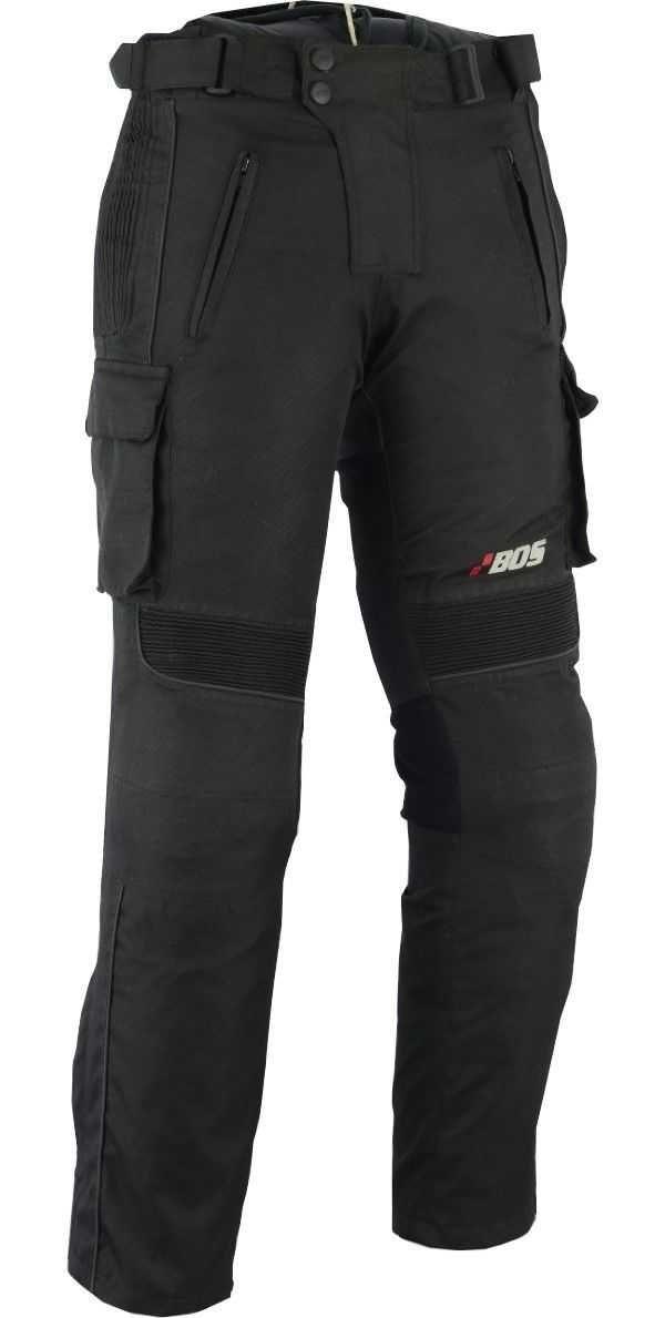 Pantaloni Moto Impermeabil protectii Bos
