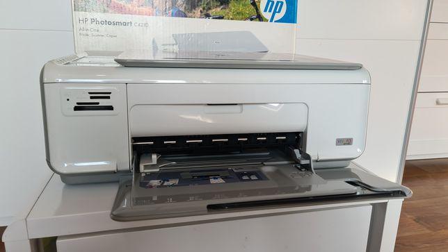Фотопринтер HP Photosmart C4283 в идеальном состояний!