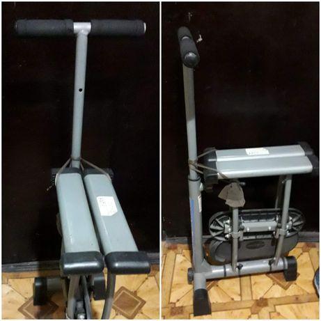 Тринажер для укрепления мышц спины и ног  для любого возраста
