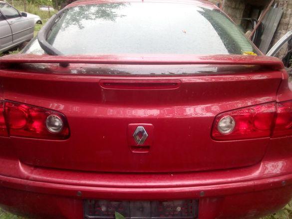 Капак багажник за Рено Лагуна Фейс след 2004г хечбек, Renault Laguna 2