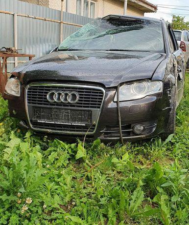Dezmembrez Audi A4 B7.2007