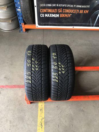 Anvelope iarna 225/50/17 Dunlop Winter Sport 4D RFT 225 50 17 R17