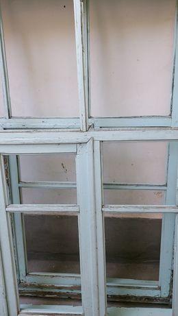 Окно деревянные в хорошем состоянии