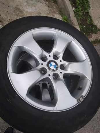 Jante BMW X3 M+S 235 55 r17