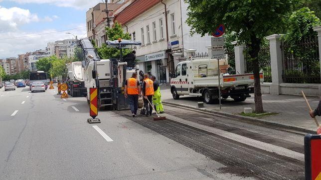 Reparatii cu asfalt si beton, plombari, asfaltari, frezare