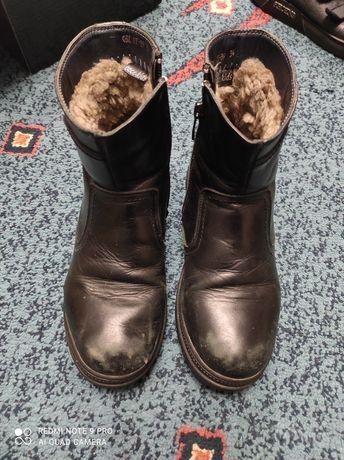 Обувь для мальчика , зимняя, 34 размер