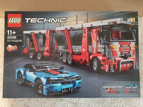 Lego technic 42098 Transport masini
