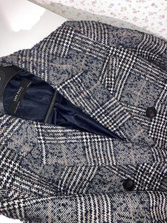 Твидовый пиджак от Zara