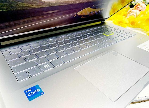 Мощный Asus VIVOBOOK K512 Core i3 11gen. SSD 1000GB. ОЗУ 8GB. Гарантия