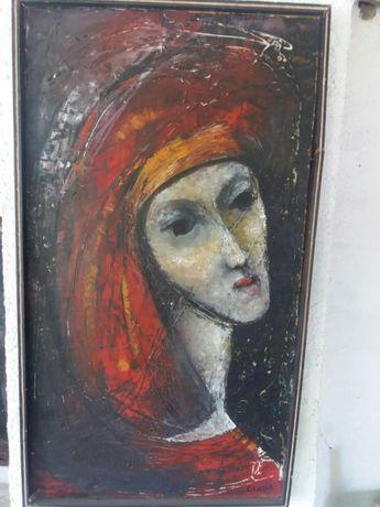 Картина на С.Костов.