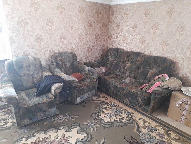 Мебель для гостиной тройка