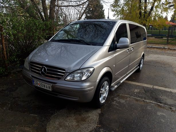 Vand Mercedes Vito 2008 Extra-Lung.