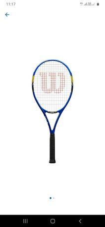 "Vand racheta Wilson US Open , 27 "" , grip 3 noua"