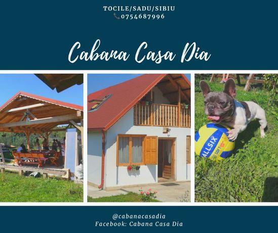 Sticker Cabana Casa Dia
