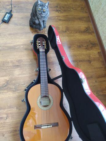 Classical guitar Manuel Rodriguez Hijos