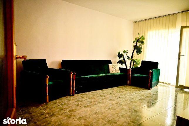 3 camere decomandat, mobilat si utilat ,centrala termica,76000 euro!