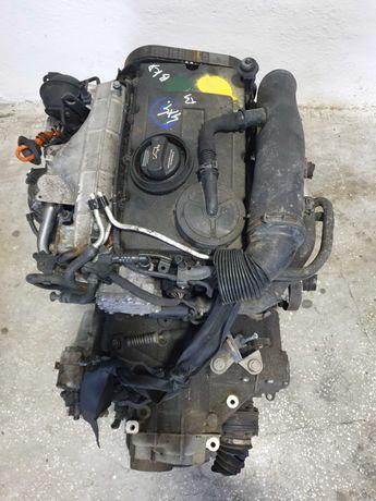 Motor Vw Audi 2.0TDI BKD 140CP Euro 4