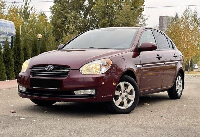 Hyundai accent отличное авто
