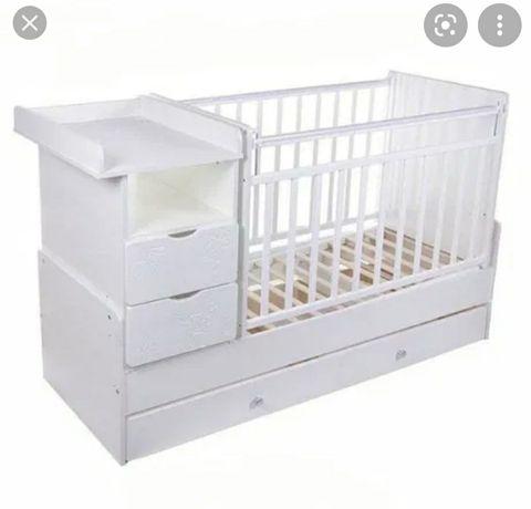 Детский кровать жираф оригинал