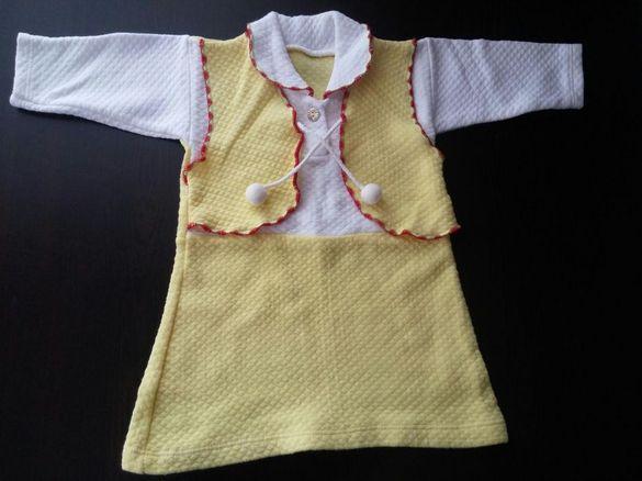 Нова детска рокличка.
