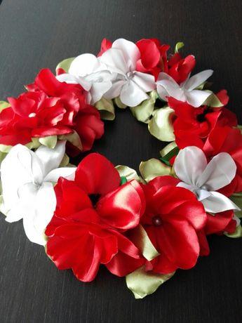 Coronita boho chic handmade
