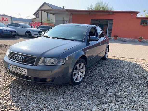 Audi a 4   1.9 Tdi vand sau schimb cu ceva mai bun
