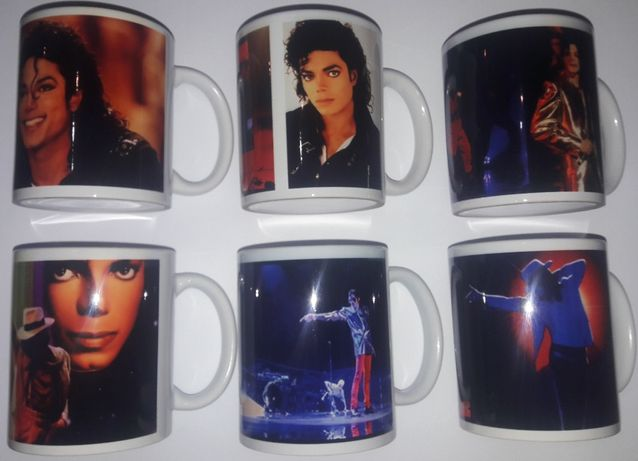 Cana Michael Jackson - Moonwalker