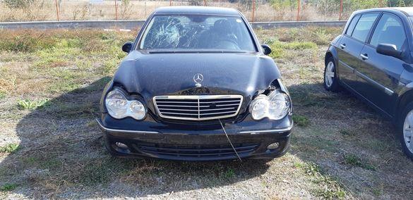 Mercedes C220 2008г. 150кс.