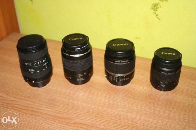 Obiective dedicate Canon(2 buc.) 700LEI