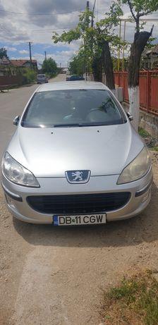 Dezmembrez Peugeot 407 2.0 hdi 2007 volan stanga