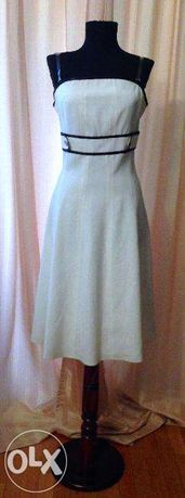 rochie originala Valentino, S, alba, eleganta
