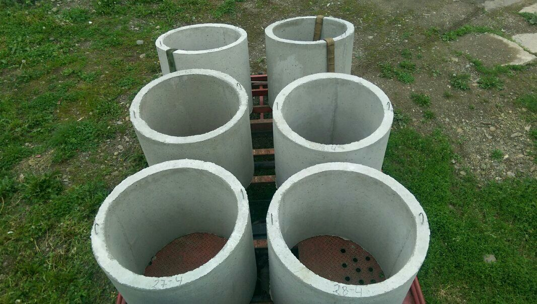 Vand tuburi beton/ apometre /fose/ oale fantana