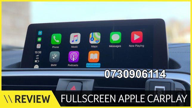 Apple CarPlay Video WAZE BMW F&G Series F30 F15 F16 G11 G12 G30 Evo